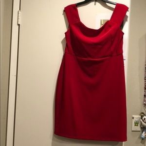 Forever 21 Red Dress (Plus Size)